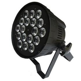 LED PAR 1810 RGBW+A(5IN1)